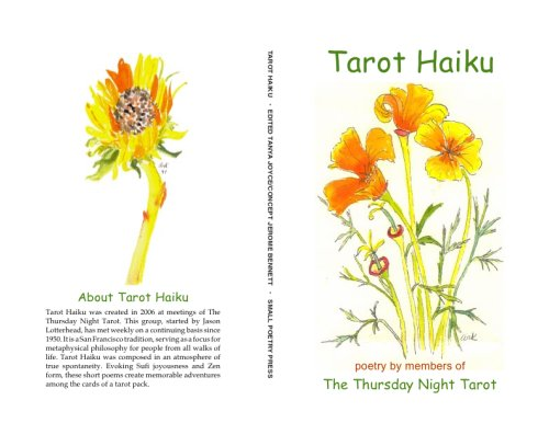 Tarot Haiku ~  Edited: Tanya Joyce, Concept: Richard Bennet (small)